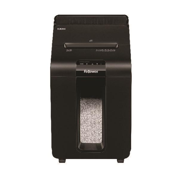 Fellowes AutoMax 100M Mini-Cut Shredder 4629301 - BB74186
