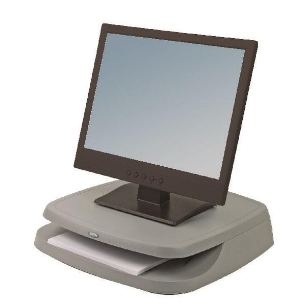 Fellowes Basic Monitor Riser Graphite 91456 - BB91456
