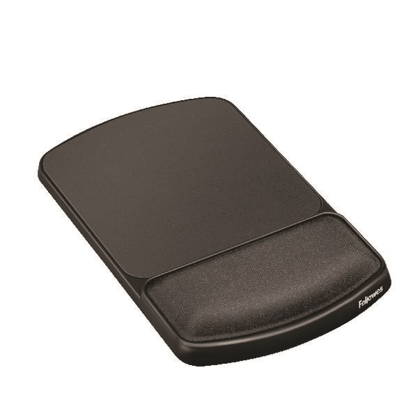 Fellowes Premium Gel Mouse Pad Graphite 91741 - BB91740