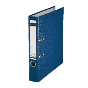 Leitz 180 Lever Arch File Poly 52mm A4 Blue (Pack of 10) 10151035 - LZ101535