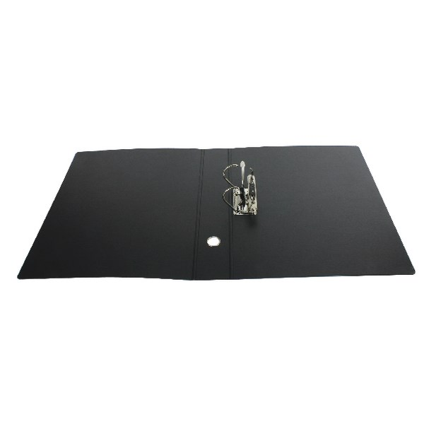 Leitz 180 Upright Lever Arch File Board A3 Black (Pack of 2) 310670095 - LZ1072