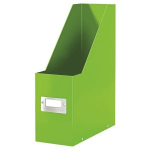 Leitz WOW Click and Store Magazine File Green 60470054 - LZ12390
