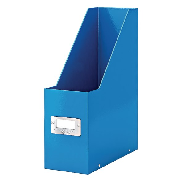 Leitz Click & Store Magazine File Blue (Dimensions: W103 x D253 x H330mm) 60470036 - LZ39815