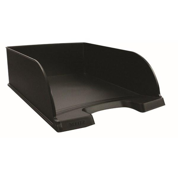 Leitz Plus Letter Tray Jumbo Black 52330095 - LZ70917