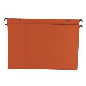 Esselte Orgarex Suspension File 30mm Foolscap Orange (Pack of 50) 10403 - ES10403